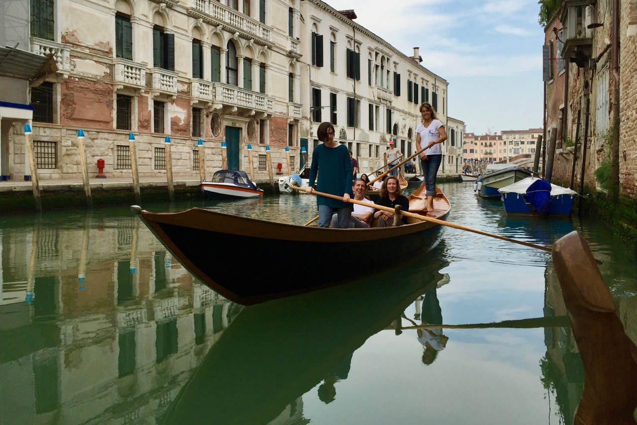 Row Venice | Supporting the Venetian Voga Tradition and