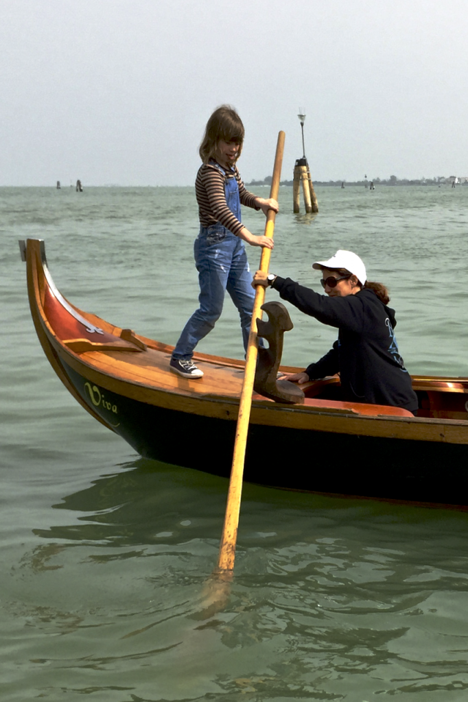 Row Venice Enfants