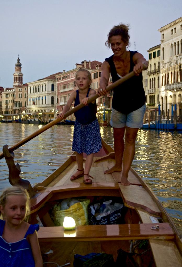 Enfants Row Venice_Grand Canal
