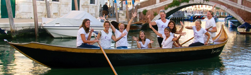 Row instructeurs Venise