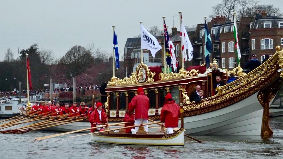 English friends of Venetian Rowing