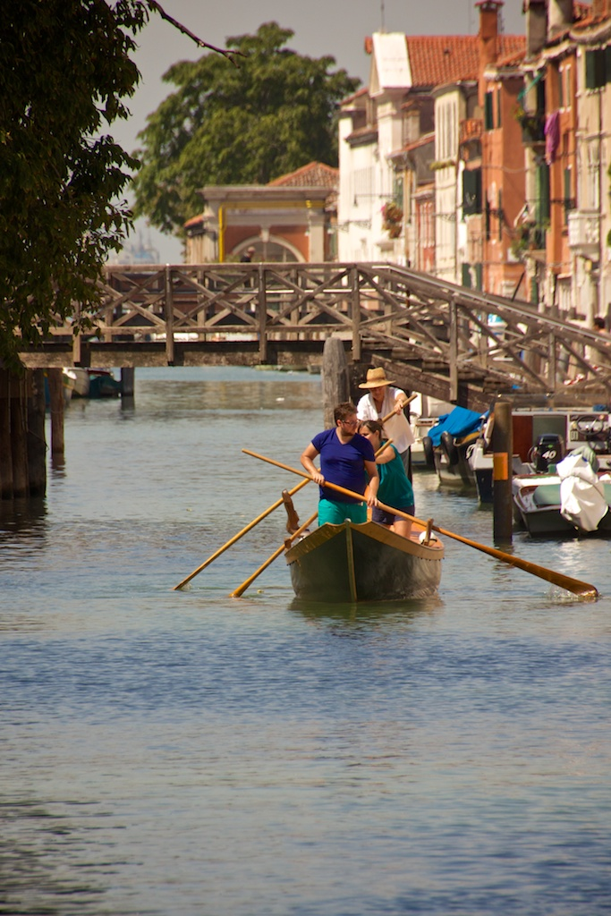 Row Venice - Clases de remo