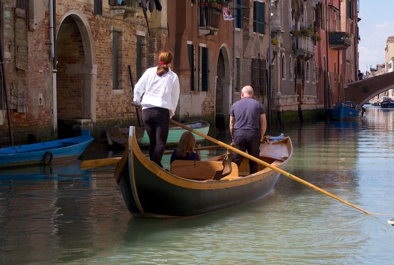 Row Venice - Venetian Rowing Lessons