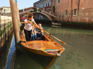 Row Venice - Vénitiennes aviron Leçons