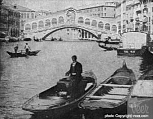 Venice batele, 1900s
